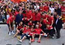 Le Mans FC moves back up to ligue 2